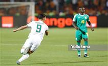 ملخص فوز الجزائر على السنغال