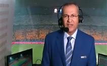تعليق علي محمد علي معلق بي أن سبورت بعد خروج مصر