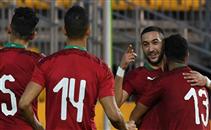أهداف مباراة أفريقيا الوسطى والمغرب