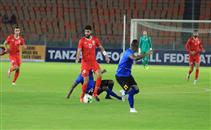 هدفا مباراة تنزانيا وتونس