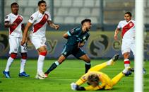 أهداف مباراة الأرجنتين وبيرو