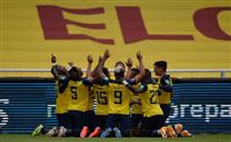 أهداف مباراة الإكوادور وكولومبيا