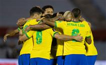 أهداف مباراة أوروجواي والبرازيل