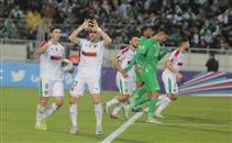هدف مولودية الجزائر في الرجاء
