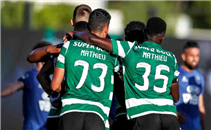 أهداف مباراة بيلينينسيش وسبورتينج لشبونة