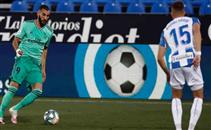 أهداف مباراة ديبورتيفو ليجانيس وريال مدريد