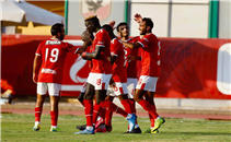 أهداف مباراة الأهلي وسموحة