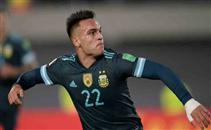 هدف الأرجنتين أمام بيرو