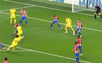 هدف صلاح أمام اتلتيكو مدريد من زاوية مختلفة