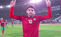 هدف المغرب أمام بوروندي