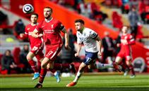 القائم يحرم تريزيجيه من هدف أمام ليفربول
