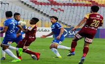 هدفا مباراة مصر للمقاصة وسموحة