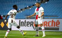 أهداف مباراة مونبيلية وباريس سان جيرمان