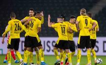 أهداف مباراة لايبزيج وبروسيا دورتموند