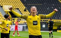 أهداف مباراة بروسيا دورتموند وباير ليفركوزن