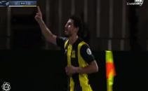 احمد حجازي يسجل من رأسية رائعة أمام العين