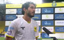حجازي: متواجد الموسم القادم مع الاتحاد