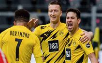 أهداف مباراة بروسيا دورتموند ولايبزيج