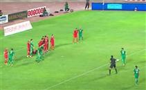 هدفا الجزائر أمام تونس وديا
