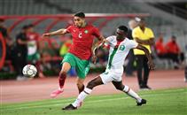 هدف المغرب أمام بوركينا فاسو