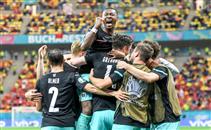 أهداف مباراة النمسا ومقدونيا الشمالية