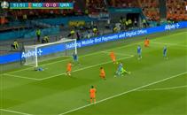 هدف فينالدوم أمام اوكرانيا