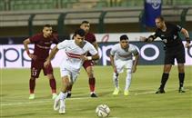 هدف الزمالك أمام مصر للمقاصة