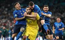 أفضل تصديات حراس المرمى في يورو 2020