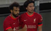 كعب رائع لصلاح يمنح ليفربول هدف أمام هيرتا برلين