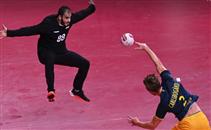 ملخص تألق كريم هنداوي أمام السويد