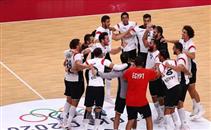 ملخص مباراة يد مصر والسويد بالأولمبياد