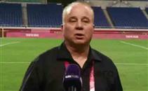 تصريحات شوقي غريب بعد مباراة البرازيل