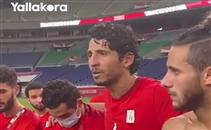 حجازي لزملائه: اوعوا تخسروا بعض.. الكورة مش باقية