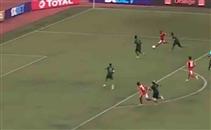 أفشة يفوز بأفضل هدف في دوري أبطال افريقيا