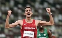 المغربي سفيان البقالي يتوج بذهبية بأولمبياد طوكيو