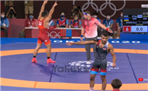 خسارة كيشو في اللحظات الأخيرة بأولمبياد طوكيو