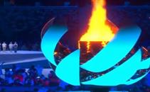 إطفاء الشعلة الأولمبية بعد انتهاء أولمبياد طوكيو