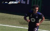 احمد حمدي يشارك في هدف أمام شيكاغو فاير