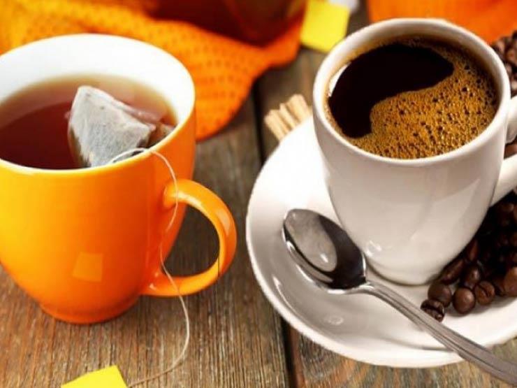 القهوة-والشاي