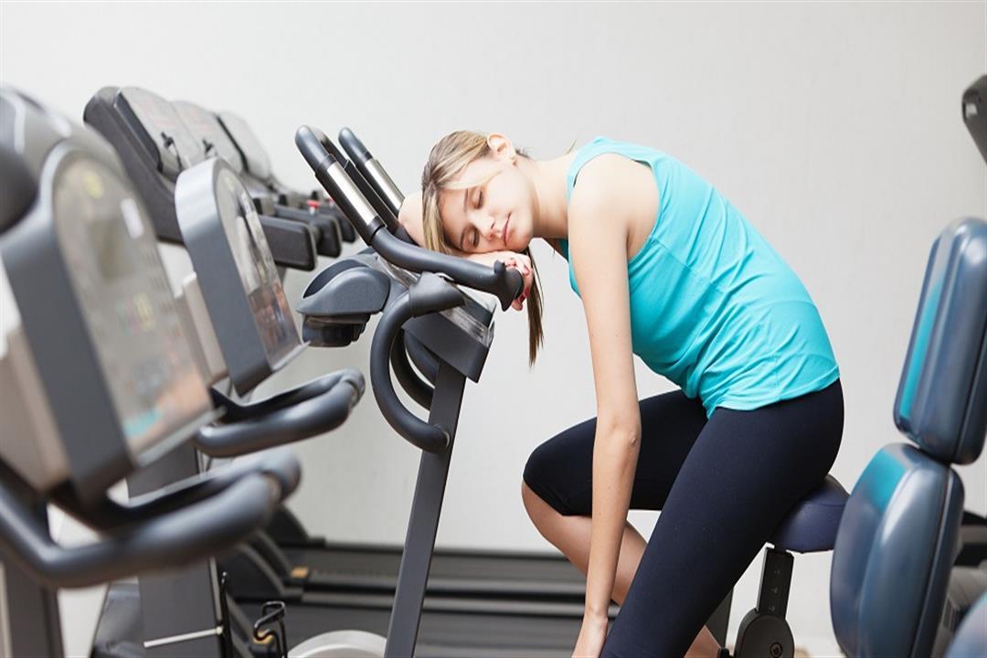 تجنب التمارين الرياضية