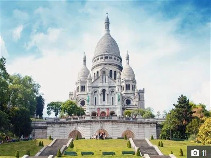 1- Sacré Coeur ساكري كور- فرنسا