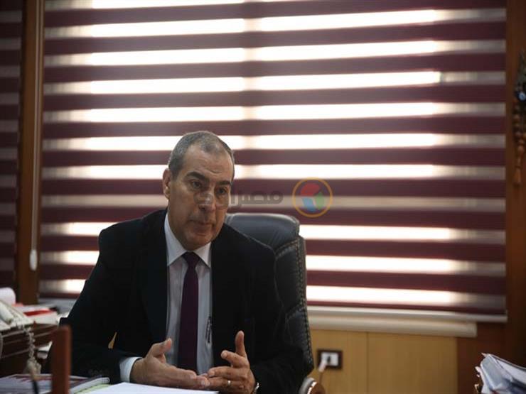 الدكتور ياسر مصطفى مدير معهد بحوث البترول في حوار مع مصراوي (6)