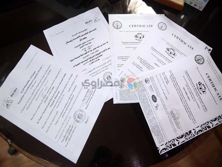 الدكتور ياسر مصطفى مدير معهد بحوث البترول في حوار مع مصراوي (9)