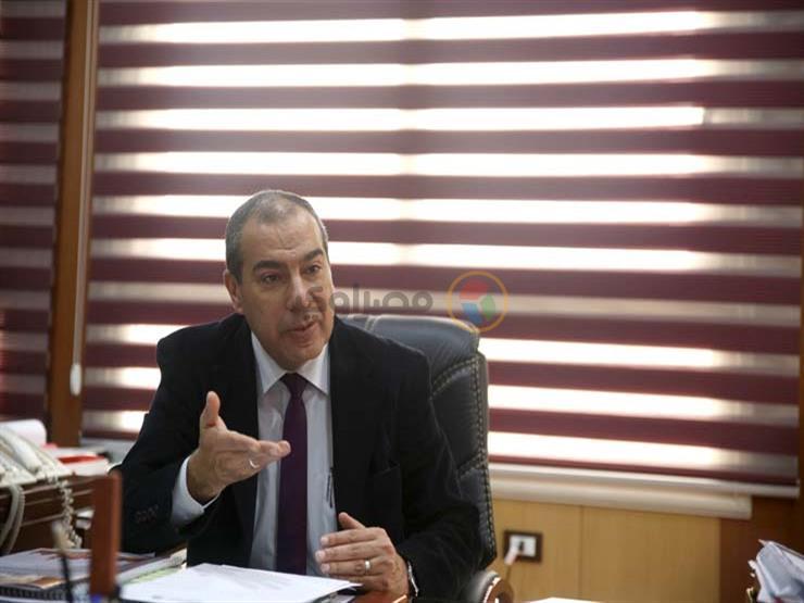 الدكتور ياسر مصطفى مدير معهد بحوث البترول في حوار مع مصراوي (8)