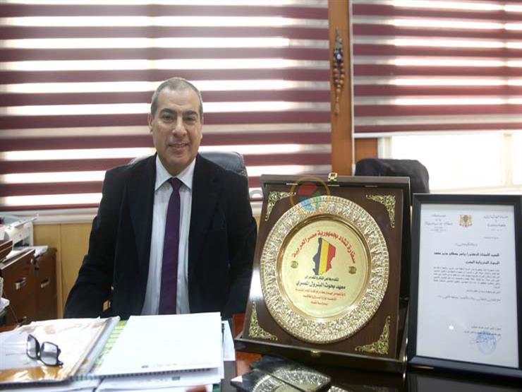 الدكتور ياسر مصطفى مدير معهد بحوث البترول في حوار مع مصراوي (10)