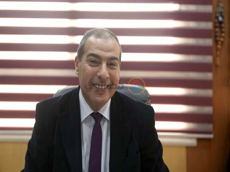 الدكتور ياسر مصطفى مدير معهد بحوث البترول في حوار مع مصراوي (11)