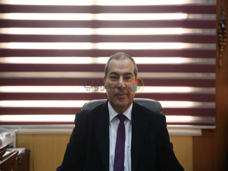 الدكتور ياسر مصطفى مدير معهد بحوث البترول في حوار مع مصراوي (12)