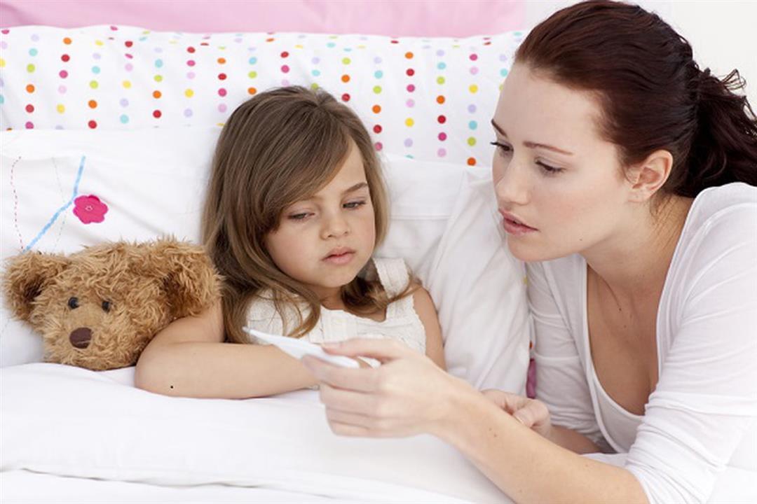 النزلات المعوية عند الأطفال