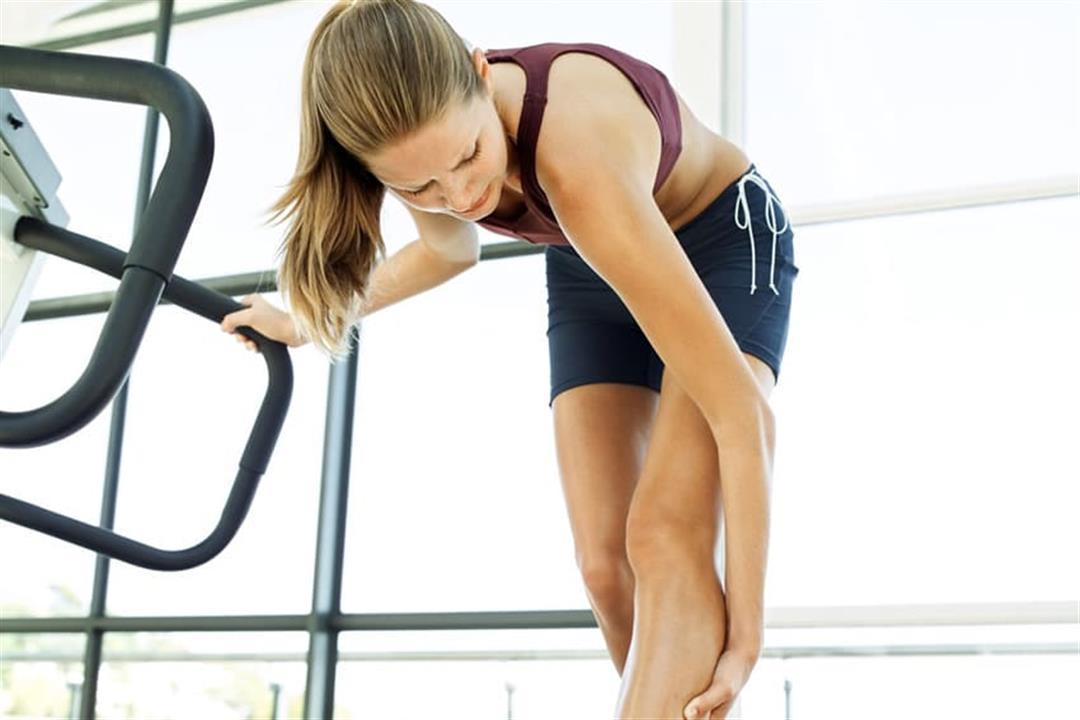 آلام العضلات بعد التمرين