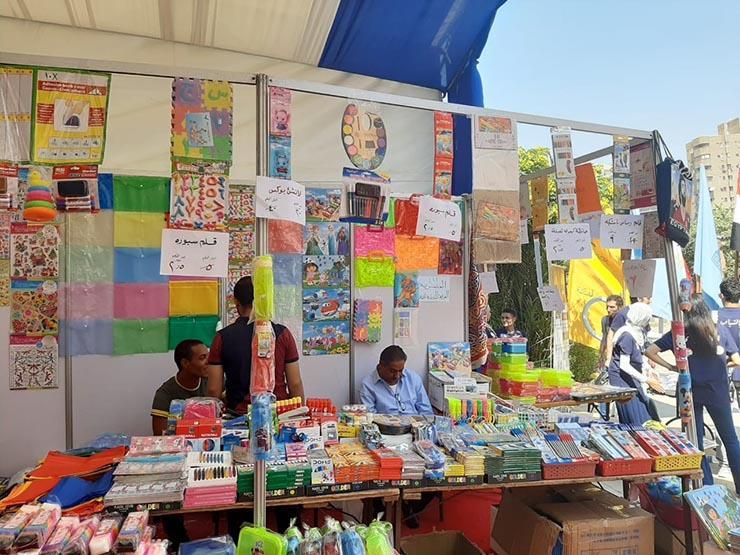 محافظ القاهرة يفتتح معرض سوق مصر